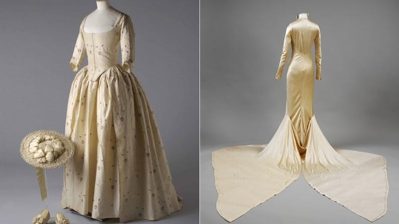 Ogle Oodles of Tulle at This Exhibit on the History of Wedding Dresses