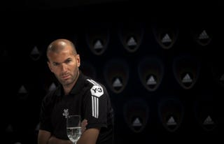 Illustration for article titled Zidane Denies Orchestrating France Squad's Rebellion