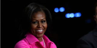First lady Michelle Obama (Alex Wong/Getty Images)