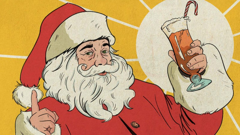 Illustration for article titled 8 holiday beers that don't taste like a Yankee Candle