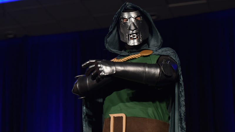 Illustration for article titled Unsurprisingly, Noah Hawley's Doctor Doom movie has stalled
