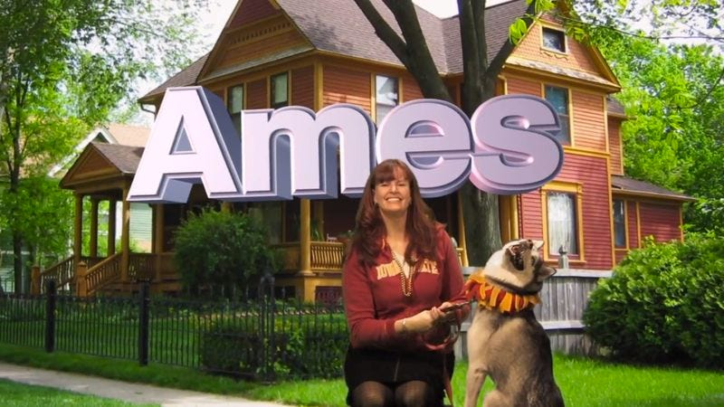 """Illustration for article titled """"Hooray For Ames"""" is this summer's hottest and dumbest new jam"""