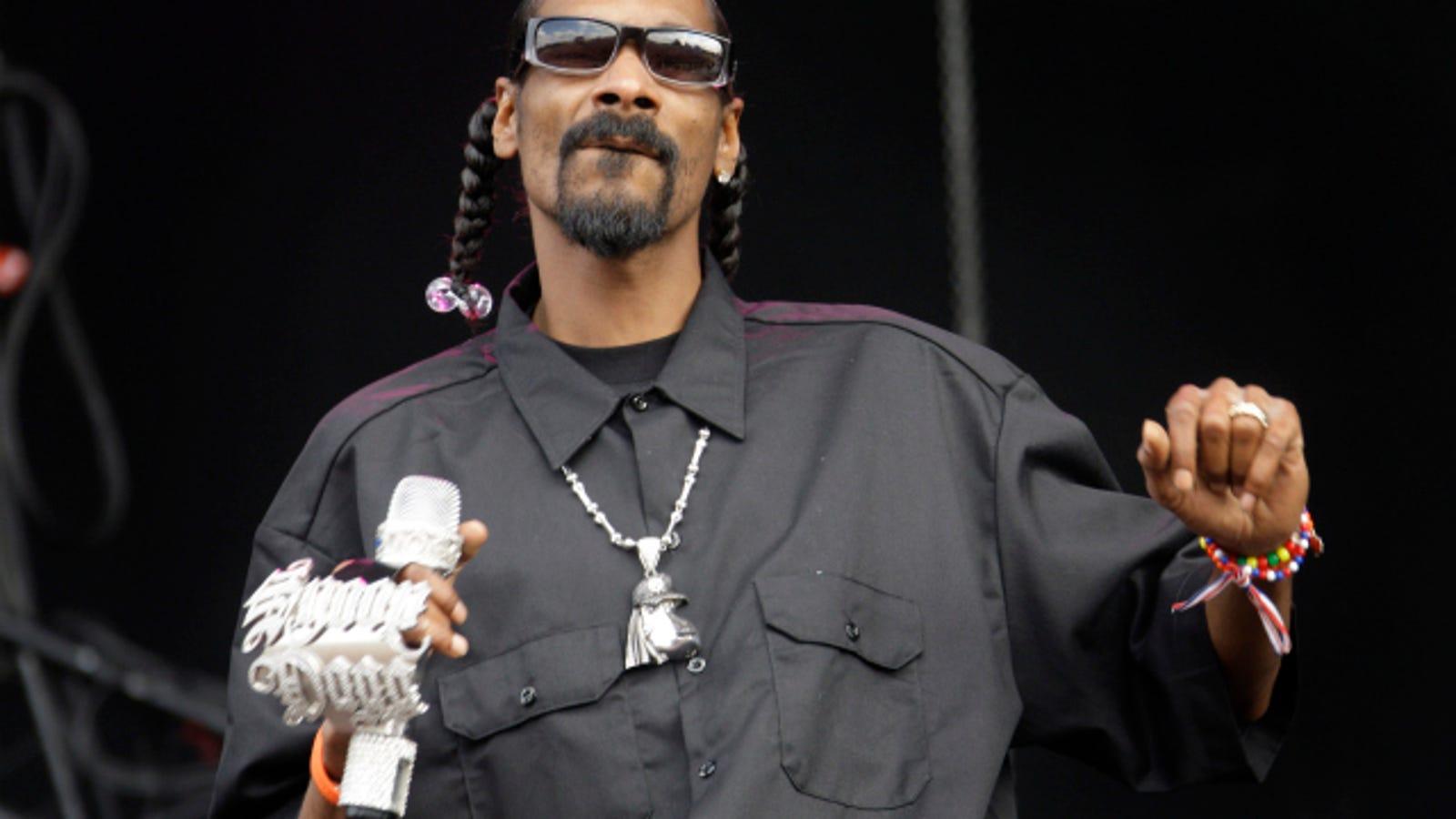 Snoop dogg shooting for biggest diva at sundance award - Sofia gucci diva ...