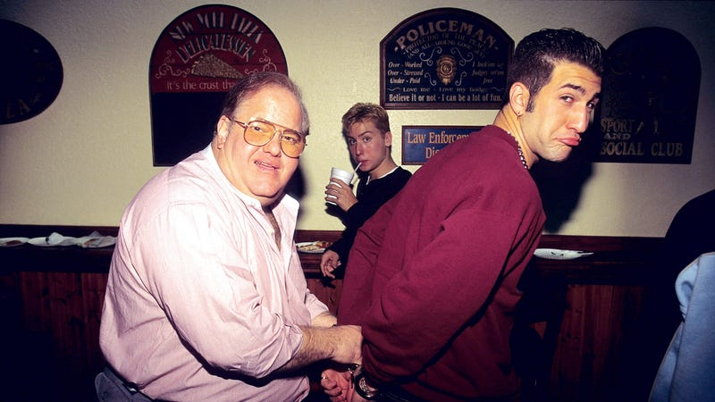 Illustration for article titled Boy band svengali and convicted fraudster Lou Pearlman getting the biopic treatment