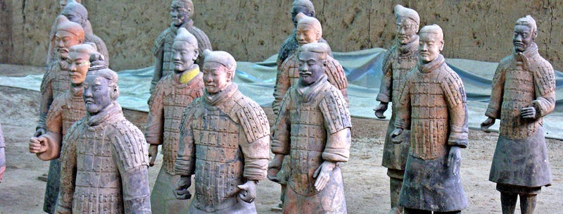 Illustration for article titled China's Terracotta Army Will Make an Appearance in Indianapolis