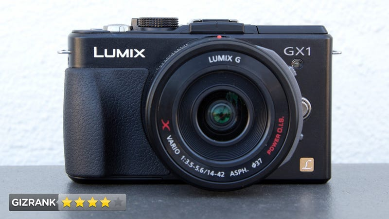 Illustration for article titled Panasonic Lumix GX1 Review: This Is Why Micro Four Thirds Cameras Exist