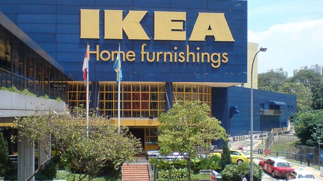 Make a trip to ikea less hellish by planning it carefully for Stores like ikea in hawaii
