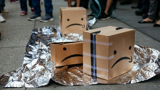 Amazon Lets Shoppers Donate to Anti-Abortion and Conversion Therapy Groups