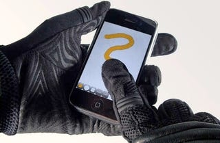 Illustration for article titled Make Any Pair of Gloves Work with a Touchscreen
