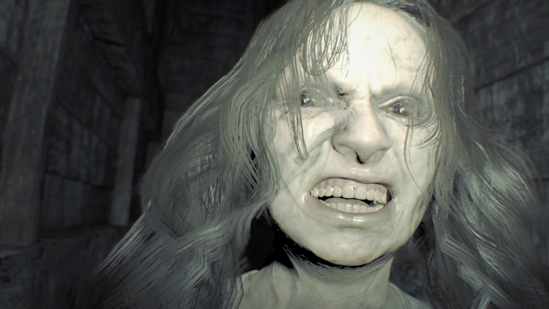 Illustration for article titled Here's Why Resident Evil 7 Characters Have Such Great Teeth