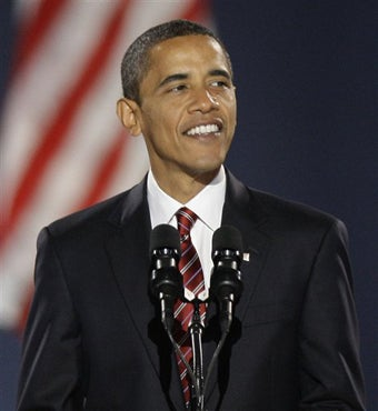 """Illustration for article titled Barack Obama: Biracial Icon To """"Zebras"""" And """"Oreos"""" Everywhere?"""
