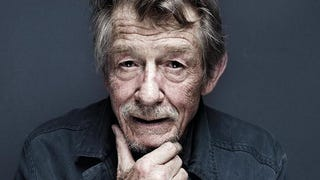 John Hurt has been diagnosed with cancer.