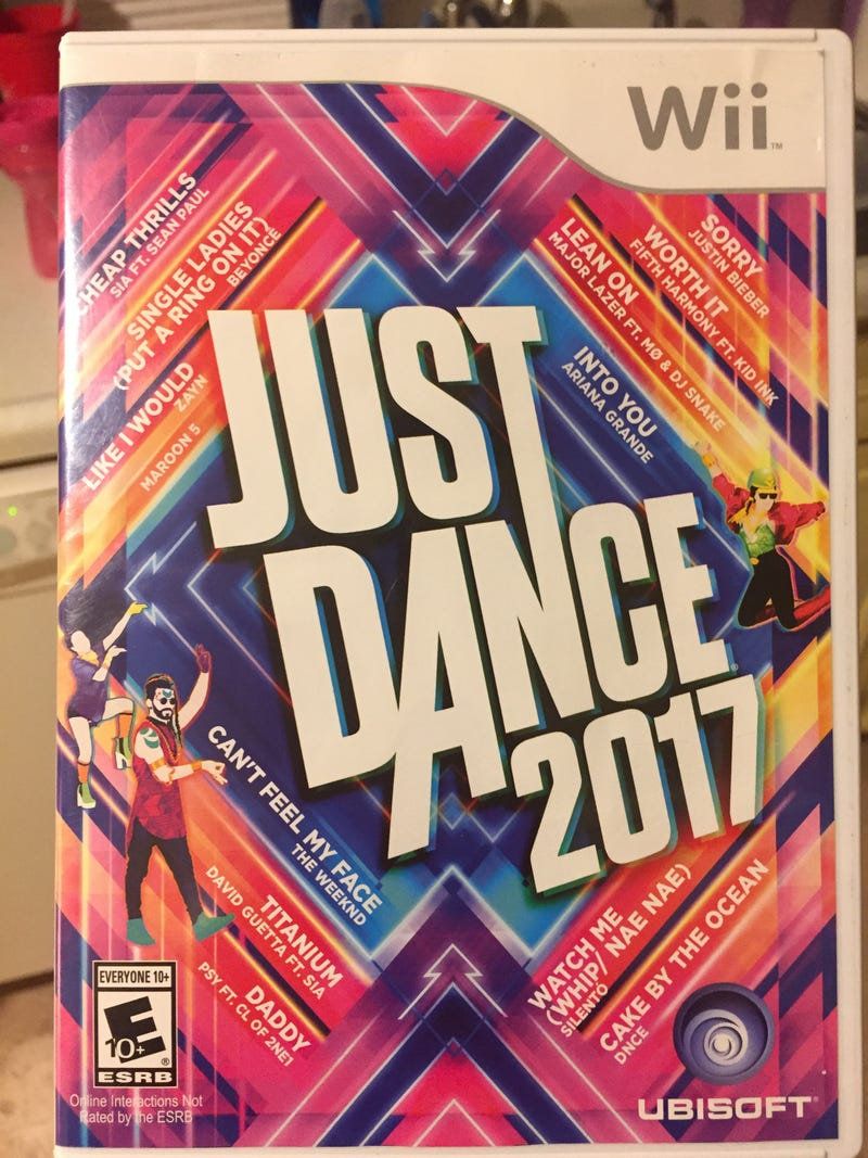 Illustration for article titled Yes, People Play The New Just Dance Games On Wii