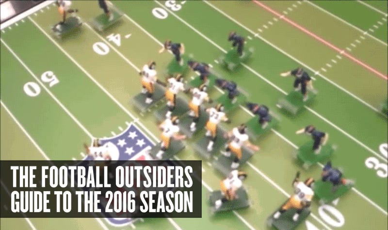 Football Outsiders Almanac 2015 Pdf