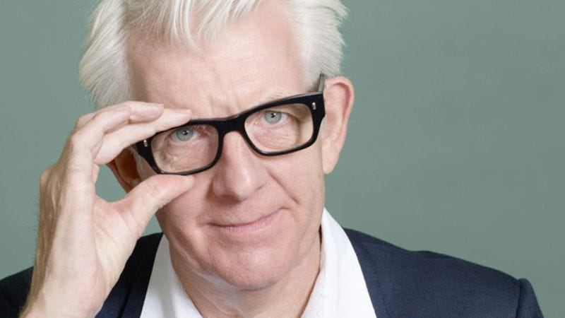 Illustration for article titled Nick Lowe