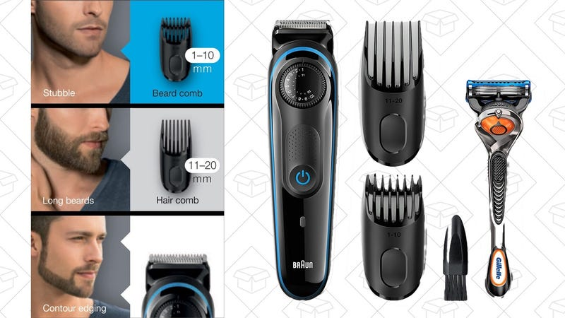 this 30 braun is a great trimmer for all of your hair. Black Bedroom Furniture Sets. Home Design Ideas