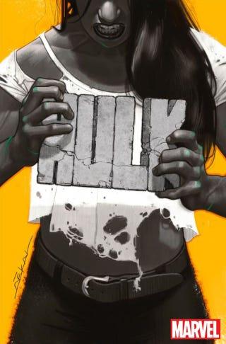 Illustration for article titled Marvel to Launch Hulk by Mariko Tamaki Starring She-Hulk