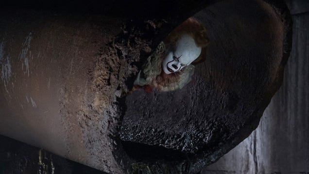 New It Images Are Here to Add Some Clown Terror to Your Monday Evening