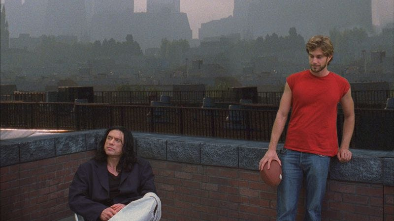 Illustration for article titled James Franco will direct a movie about the making of The Room