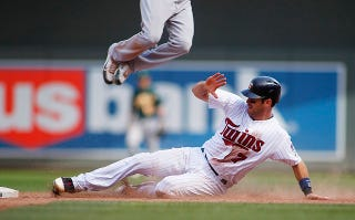 Illustration for article titled Tim Keown's Story On Joe Mauer Wants Minnesota To Get Bent