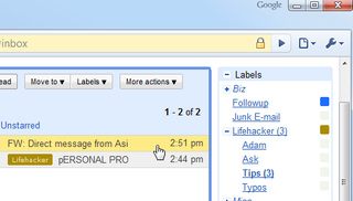 Illustration for article titled Better Gmail for Google Chrome