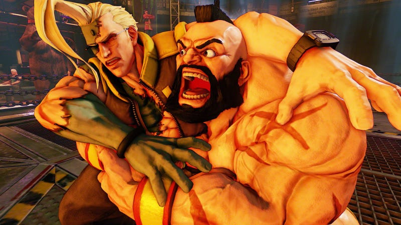Illustration for article titled Capcom Wants Street Fighter V Players To Publicly Shame Rage-quitters
