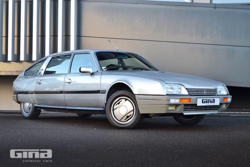 Illustration for article titled Citroën CX Appreciation Post