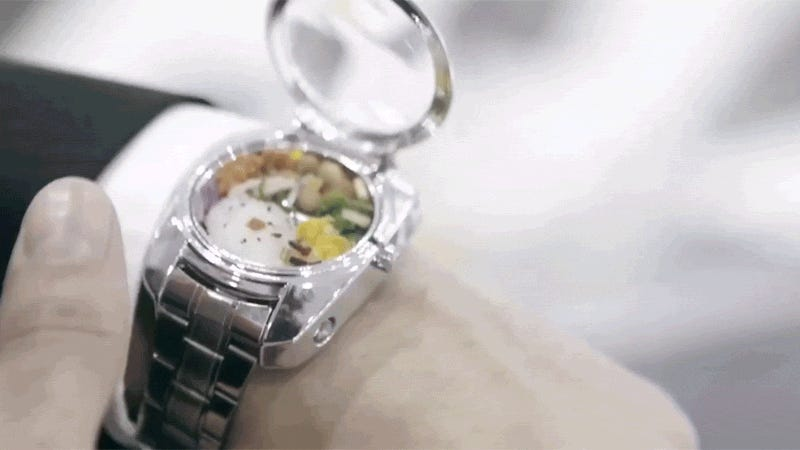 Forget Apple Watch, You Want Bento Watch