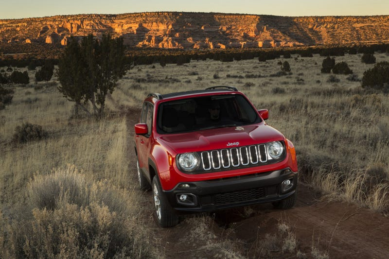 The Jeep Renegade Might Be The Cherokee's Newest Problem
