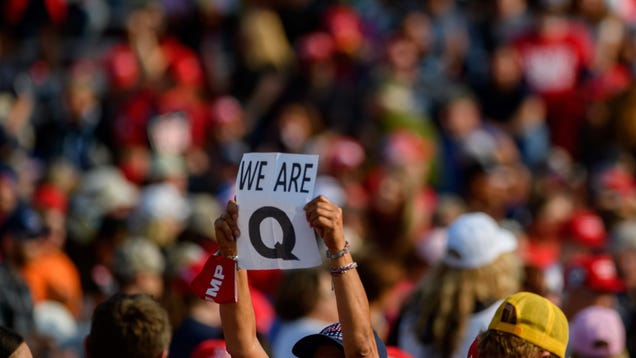 Someone Is Anonymously Mailing Creepy QAnon Propaganda to Minneapolis Residents