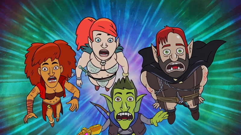 Illustration for article titled Seeso's HarmonQuest lives again, gets a new season on VRV