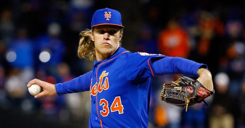 "Illustration for article titled Noah Syndergaard Used To Be A Self-Described ""Chunkster"""