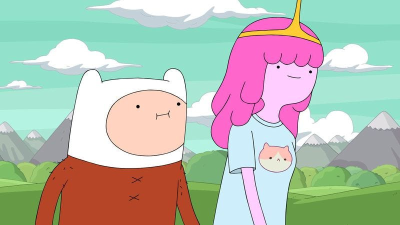 """Illustration for article titled Adventure Time: """"The Pajama Wars"""""""