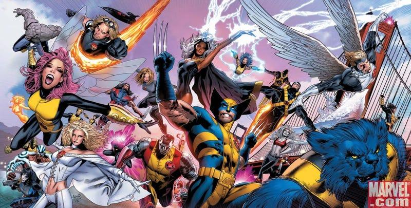 Illustration for article titled Todos los mutantes que han formado parte de los X-Men, en un vídeo