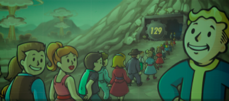 Illustration for article titled I Can't Stop Playing Fallout Shelter