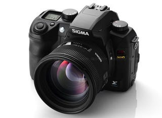 Illustration for article titled Sigma SD15 DSLR Gets Full Specs