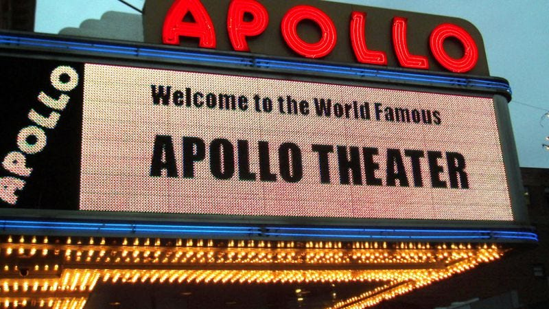 Illustration for article titled Watch these 10 classic Apollo Theater performances