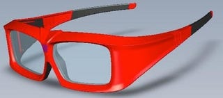 Illustration for article titled 3D Glasses For HDTVs Will Cost at Least $70 a Pair