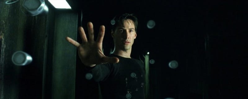 Illustration for article titled Keanu Reeves And Roland Emmerich Are Remaking The Matrix (More Or Less)