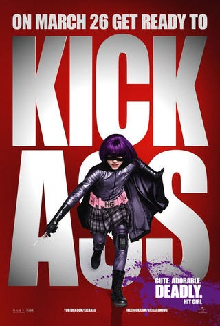 Illustration for article titled Kick-Ass Gallery