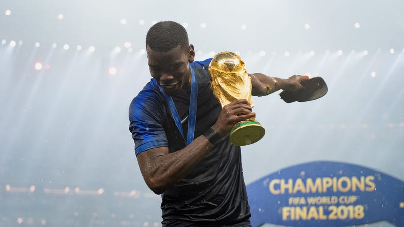 Illustration for article titled Paul Pogba Bossed The World Cup