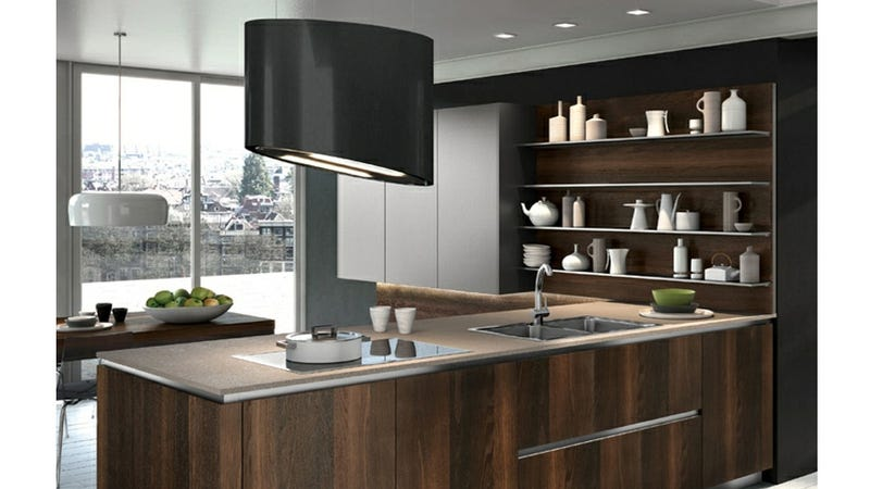 Like A Vacuum Hanging Over Your Stove Range Hood Prevents Cooking Smells From Filling Home And Stops Vaporized Grease Coating Cabinets