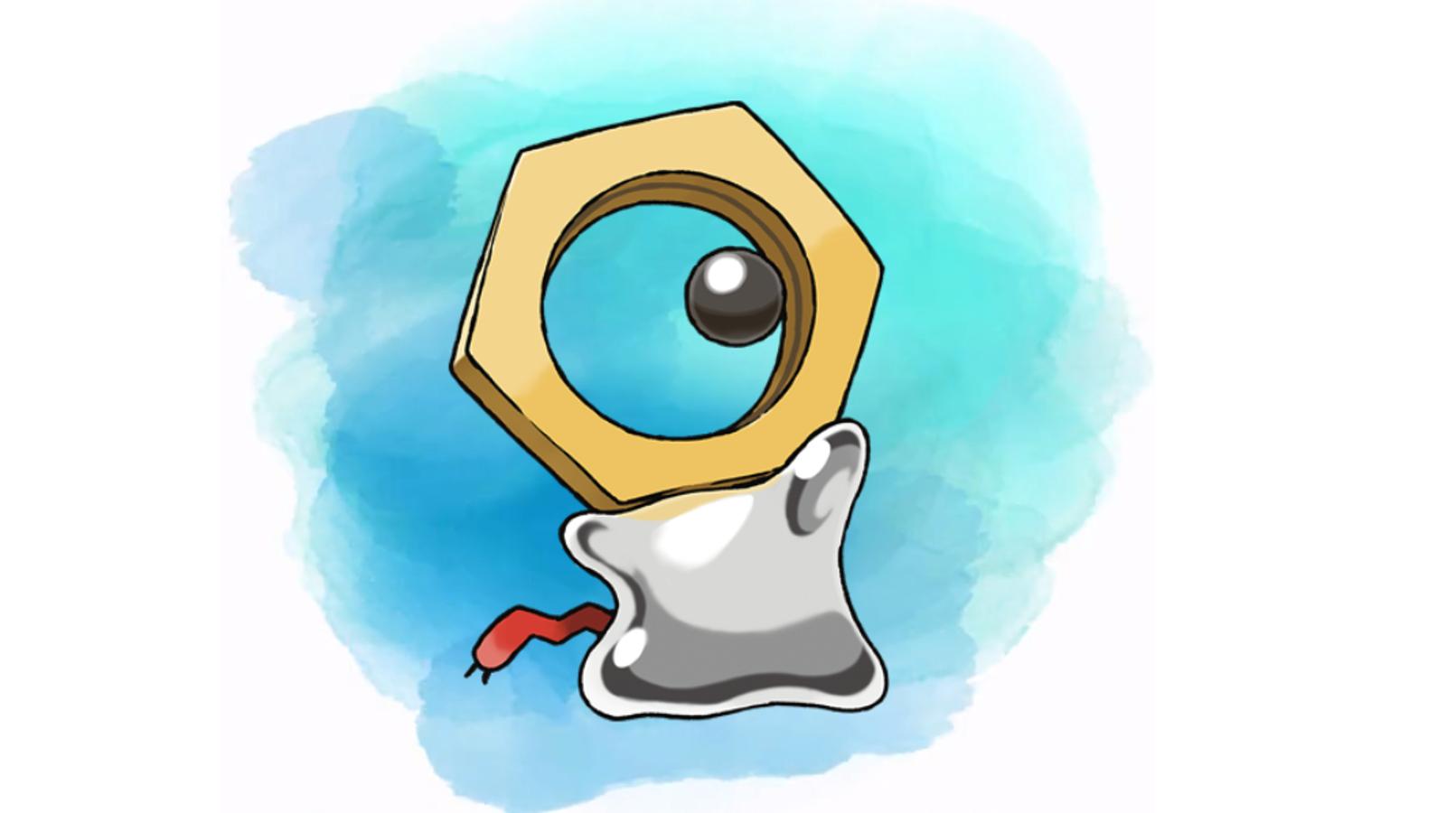 That Mysterious New Pokémon Finally Has A Name: Meltan