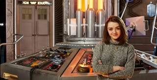Illustration for article titled Maisie Williams (Game of Thrones) se une al elenco de Doctor Who