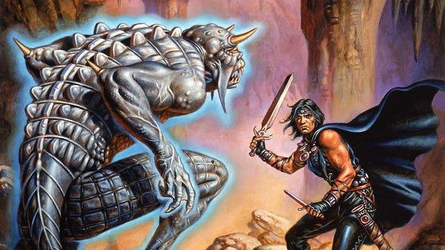 Dungeons & Dragons & Novels: Revisiting Gary Gygax s Saga of Old Town