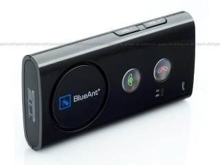 BlueAnt Supertooth 3 Bluetooth Speakerphone Reads Your Caller's
