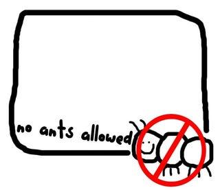 Illustration for article titled Hive Mind Help! Ant Massacre