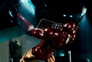 Illustration for article titled Iron Man Producers Gives Audi Happy Ending After Destroying R8s