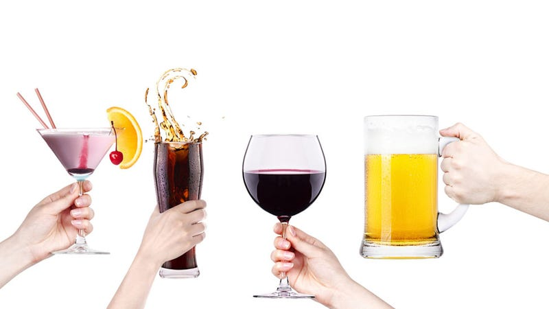 Illustration for article titled Crap: Young Boozing Increases Risk of Breast Cancer