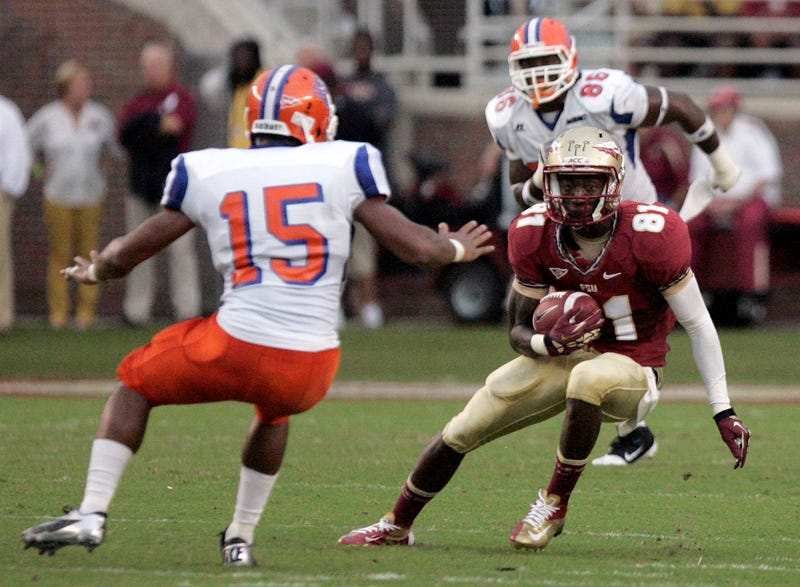 Illustration for article titled Florida State Didn't Cover Against Savannah State Because They Played With A Running Clock And Ended The Game Halfway Through